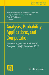 Analysis, Probability, Applications, and Computation
