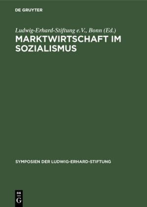 Marktwirtschaft im Sozialismus