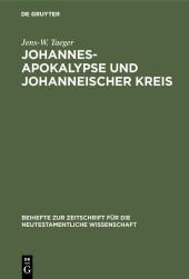 Johannesapokalypse und johanneischer Kreis