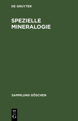 Spezielle Mineralogie