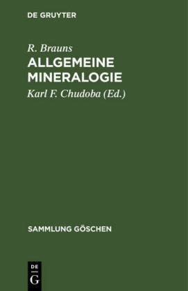 Allgemeine Mineralogie