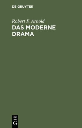 Das moderne Drama