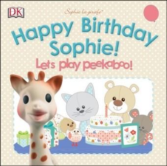 Happy Birthday Sophie! Pop-Up Peekaboo!