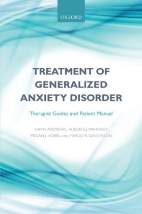 Treatment of generalized anxiety disorder