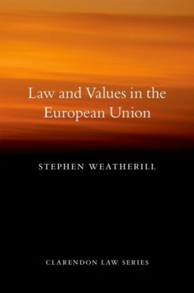 Law and Values in the European Union