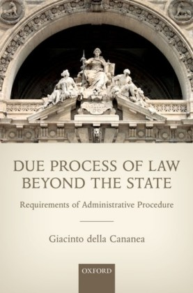 Due Process of Law Beyond the State
