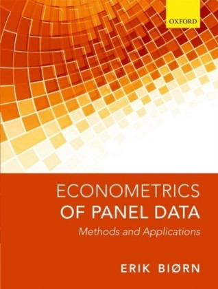 Econometrics of Panel Data