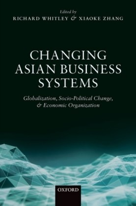 Changing Asian Business Systems