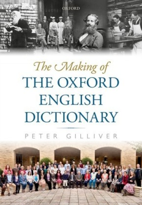 Making of the Oxford English Dictionary