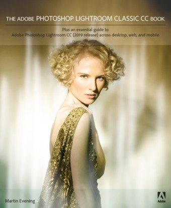 Adobe Photoshop Lightroom Classic CC Book