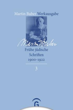 Frühe jüdische Schriften 1900-1922