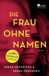 Die Frau ohne Namen Cover