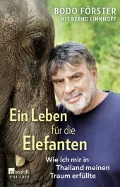 Ein Leben für die Elefanten Cover