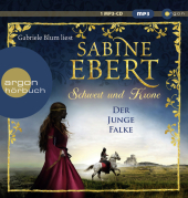 Schwert und Krone - Der junge Falke, 1 MP3-CD