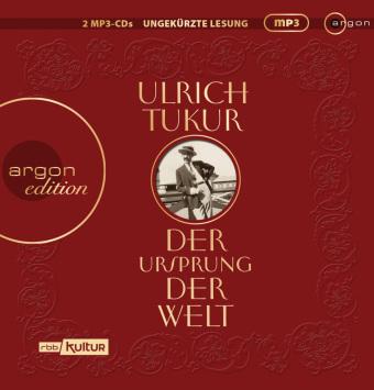Der Ursprung der Welt, 2 MP3-CD
