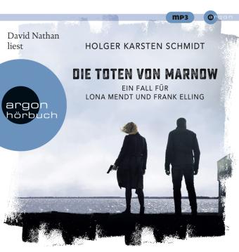 Die Toten von Marnow, 2 Audio-CD, MP3