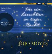 Wie ein Leuchten in tiefer Nacht, 8 Audio-CDs Cover