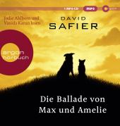 Die Ballade von Max und Amelie, 1 MP3-CD