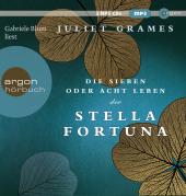 Die sieben oder acht Leben der Stella Fortuna, 2 Audio-CD, MP3