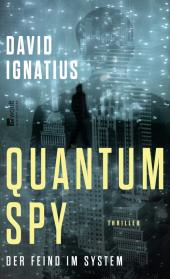 Quantum Spy Cover