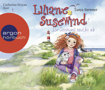 Liliane Susewind - Ein Seehund taucht ab, 4 Audio-CDs