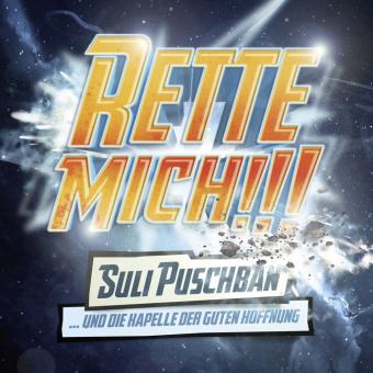 Rette mich!!!, 1 Audio-CD