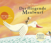 Der fliegende Maulwurf, 3 Audio-CDs Cover