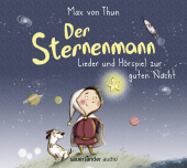 Der Sternenmann, 1 Audio-CD Cover