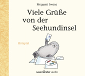 Viele Grüße von der Seehundinsel, 1 Audio-CD Cover
