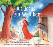 Als Jesus zur Welt kam, 1 Audio-CD Cover