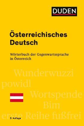 Duden - Österreichisches Deutsch