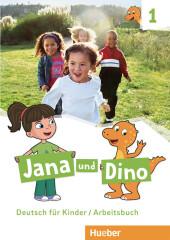 Jana und Dino - Arbeitsbuch