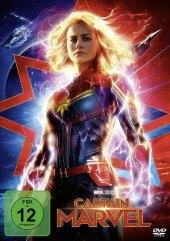 Captain Marvel, 1 DVD Cover