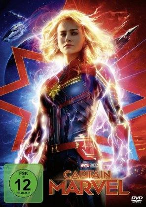 Captain Marvel, 1 DVD