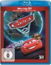 Cars 2 3D, 2 Blu-ray