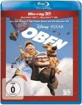 Oben 3D, 2 Blu-ray (Superset)