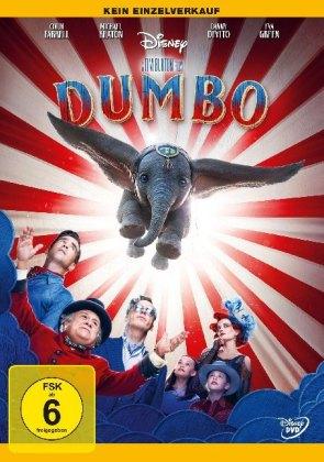 Dumbo (2019), 1 DVD