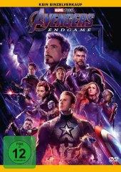Avengers - Endgame, 1 DVD Cover