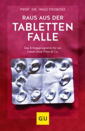 Raus aus der Tablettenfalle! Cover