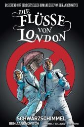 Die Flüsse von London - Schwarzer Schimmel, Graphic Novel