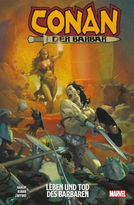 Conan der Barbar - Leben und Tod des Barbaren