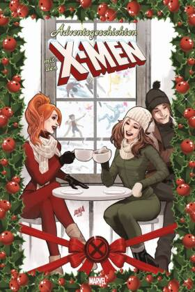 Adventsgeschichten mit den X-Men