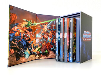 He-Man und die Masters of the Universe - Deluxe Collection, 4 Teile