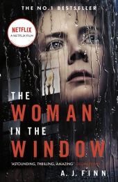 The Woman In The Window, Film tie-in edition
