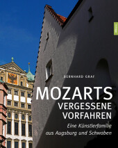 Mozarts vergessene Vorfahren Cover