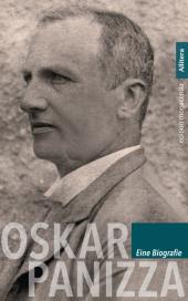 Oskar Panizza. Eine Biografie Cover