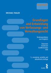 Grundlagen und Entwicklung von Verfassungs- und Verwaltungsrecht