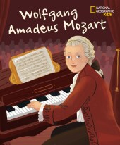 Wolfgang Amadeus Mozart Cover