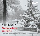 Weihnachten in Paris, 3 Audio-CDs