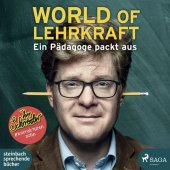 World of Lehrkraft, 1 Audio-CD, MP3 Cover